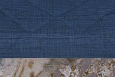 Кресло - банкетка VALENCIA Nicolas  (Валенсия), текстиль - синяя, фото 3