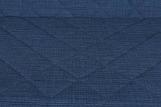 Кресло - банкетка VALENCIA Nicolas  (Валенсия), текстиль - синяя, фото 2