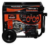 Генератор бензиновый Vitals Master EST 5.8b (5,8 кВт, электростартер) Бесплатная доставка, фото 1