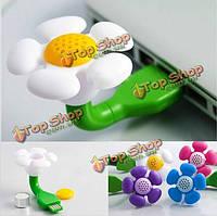 USB Mini арома-диффузор увлажнитель воздуха цветок духи Mini электрический ароматерапии эфирное масло diffu