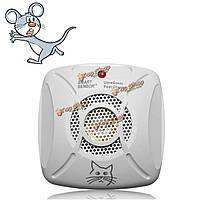220В ультразвуковой вредителем Chaser электронный ультразвуковой крытый крысы мыши грызуна борьбы с насекомыми вредителями отпугиватель