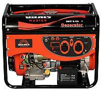 Генератор бензиновый Vitals Master EST 6.5b (6,5 кВт, электростартер) Бесплатная доставка, фото 1