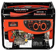 Генератор бензиновый Vitals Master EST 6.5b (6,5 кВт, электростартер) Бесплатная доставка