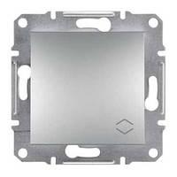 Выключатель SCHNEIDER ASFORA EPH0400161 переключатель 1кл. алюминий