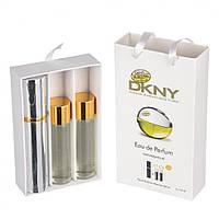 Мини-парфюмерия с феромонами Donna Karan DKNY Be Delicious (Донна Каран Би Делишес) 3x15 мл, фото 1