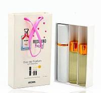 Пробники парфюмов Moschino Funny (Москино Фанни) с феромонами, 3x15 мл