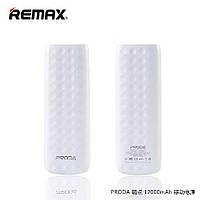 Внешний аккумулятор Remax Proda Lovely Powerbox 12000 mAh, white