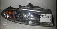 БУ фара правая Mitsubishi Carisma 2000-2004 года. Код MR485383