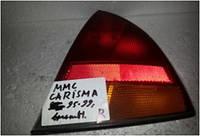 БУ фонарь задний хетчбек правый на автомобиль Mitsubishi Carisma 1995-2000 года выпуска. Код в каталоге MR179506