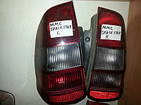 БУ фонарь наружный левый на автомобиль Mitsubishi SPACE STAR 1998-2002 года выпуска. Код в каталоге MR392749