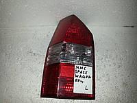 Фонарь задний внешний левый Mitsubishi Space Wagon 1998-2004 года. Код MR482489