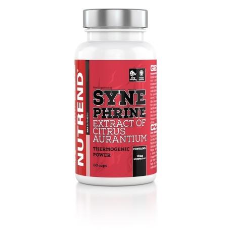 Жиросжигатель Synephrine (60 капс.) Nutrend