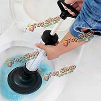 Объездчик лошадей утечки высокого давления качает туалетного туалетного сосунка инфлятора устройства землечерпалки типа