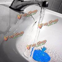 Силиконовые формы творческой стороны раковины ванной плагин ладони пробкой