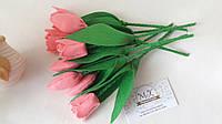 Тюльпани з фетру