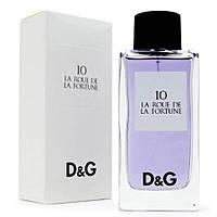 Туалетная вода для мужчин и женщин Dolce & Gabbana 10 La Roue De La Fortune (Дольче и Габбана 10 Ла Ру де ля Ф