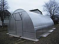 Поликарбонат сотовый 6 мм для теплиц прозрачный