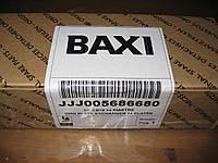 Теплообменник пластинчатый (14 пл.) Baxi Eco, Eco 3 Compact, Luna, EcoFour, Fourtech /Westen Energy, Pulsar,