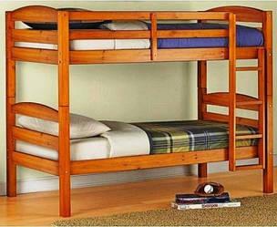 """Двухъярусная кровать """"Твайс"""" Солли"""