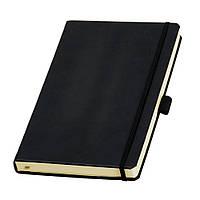 Записная книжка А5 (Ivory Line) (Черный)