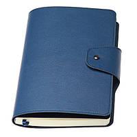 Записная книжка 'Sirio' А5 (Ivory Line) (Синий)