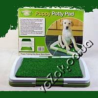 Лоток туалет для собак Puppy Potty Pad, фото 1