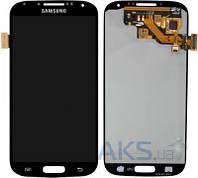 Дисплей (экраны) для телефона Samsung Galaxy S4 I337, Galaxy S4 I9500, Galaxy S4 I9505 + Touchscreen Original Black