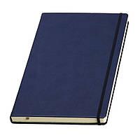 Записная книжка Туксон синяя FLEX А5 Италия, Ivory Line, 4 цвета под нанесение логотипов, фото 1