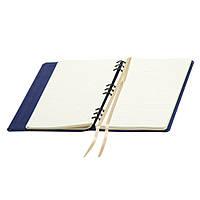 Записная книжка Туксон А5 (Ivory Line)(Синий)