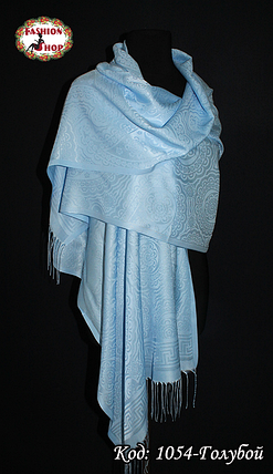 Стильный двухсторонний шарф Мелисса, фото 2
