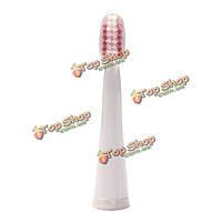Замена головки электрической зубной щетки для ультразвуковой QBM индуктивного зубной щетки