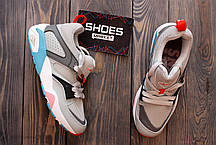 Мужские кроссовки Sneaker Freaker X Puma Trinomic Blaze of Glory Great White, фото 3