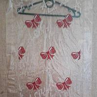 Чехол для упаковки одежды с логотипом 65*100*25