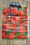 Цветные пакеты петля 35*38