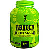 Arnold, Iron Mass, Banana Cream, 5 lb (2.27 kg)