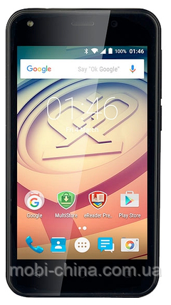 Смартфон Prestigio PSP3403 Wize L3 Dual Black ' ', фото 2