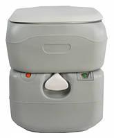 Биотуалет домашний 21л, пластик, индикатор, клапан, електрозмив
