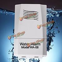 DBY wa08 утечки воды уровень тревоги воды детектор датчик влажности Warner монитор
