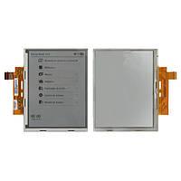 Дисплей для электронной книги PocketBook 611/613, оригинальный (#LB060S02-RD01)