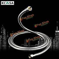 Шланг для душа гибкий стальной 1.2м KCASA™