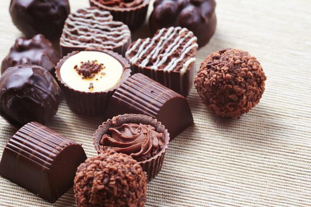 Шоколад и сладости