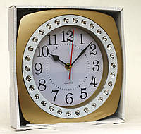 Часы настенные (22.5х22.5см) кварцевые 6231 XKC