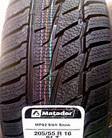 Шины 205/55 R16 91Т Matador MP92 Sibir Snow