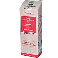 Вагинальный гель (витамин Е), At Last Naturals, 42,5 г.