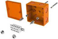 Электромонтажная пожароустойчивая коробка KSK 175 PO10P
