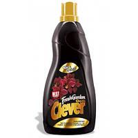 Кондиционер-ополаскиватель для белья  Clever Fresh Garden (Black orchid) 2000 мл