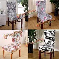 Полиуретановый стрейч спандекс банкет эластичный стул чехол для сиденья партия столовая свадьба декор