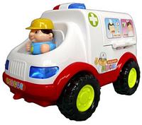 """Игровой набор """"скорая помощь"""" huile toys 836 hn kk ri"""
