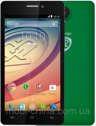 Смартфон Prestigio PSP3507 Wize N3 Green ' ', фото 2
