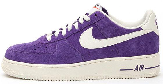Мужские кроссовки Nike Air Force 1 Low Blazer Purple